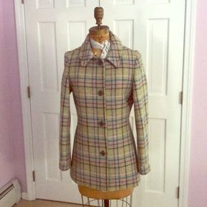 Coach ladies wool jacket. Size small